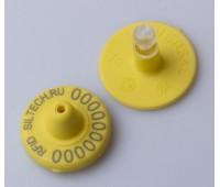 Ушные бирки UNI-L с RFID меткой (меньшего размера)